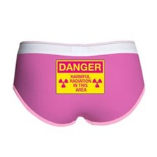 HARMFUL RADIATION Women's Boy Brief