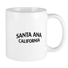 Santa Ana California Small Mug