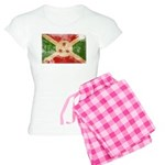 Burundi Flag Women's Light Pajamas