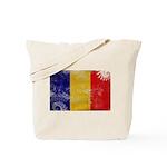 Chad Flag Tote Bag