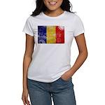 Chad Flag Women's T-Shirt