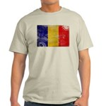 Chad Flag Light T-Shirt