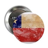 "Chile Flag 2.25"" Button (100 pack)"