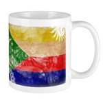 Comoros Flag Mug