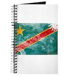 Congo Flag Journal