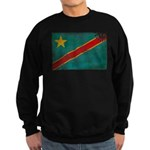 Congo Flag Sweatshirt (dark)