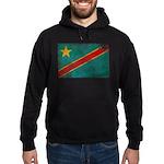 Congo Flag Hoodie (dark)