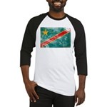 Congo Flag Baseball Jersey