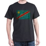 Congo Flag Dark T-Shirt