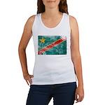 Congo Flag Women's Tank Top