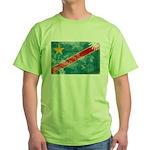 Congo Flag Green T-Shirt