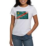 Congo Flag Women's T-Shirt