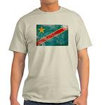 Congo Flag Light T-Shirt