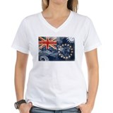 Cook Islands Flag Shirt