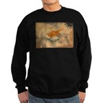 Cyprus Flag Sweatshirt (dark)