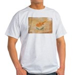 Cyprus Flag Light T-Shirt