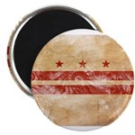 District of Columbia Flag 2.25