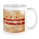 District of Columbia Flag Mug