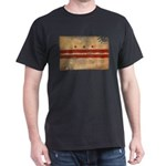 District of Columbia Flag Dark T-Shirt