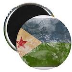 Djibouti Flag Magnet
