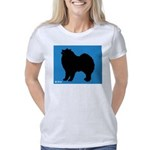 Djibouti Flag Organic Toddler T-Shirt (dark)