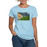 Djibouti Flag Women's Light T-Shirt