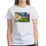 Djibouti Flag Women's T-Shirt