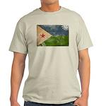 Djibouti Flag Light T-Shirt