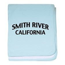 Smith River California baby blanket