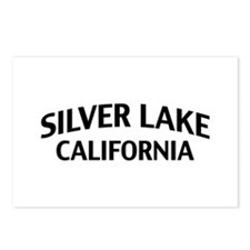 Silver Lake California Postcards (Package of 8)
