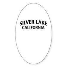 Silver Lake California Decal