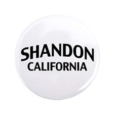 "Shandon California 3.5"" Button"