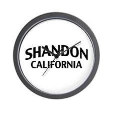 Shandon California Wall Clock