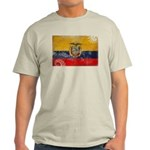 Ecuador Flag Light T-Shirt