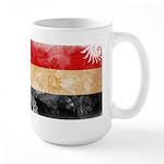 Egypt Flag Large Mug