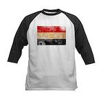 Egypt Flag Kids Baseball Jersey