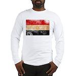 Egypt Flag Long Sleeve T-Shirt