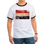 Egypt Flag Ringer T