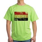 Egypt Flag Green T-Shirt