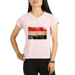 Egypt Flag Performance Dry T-Shirt