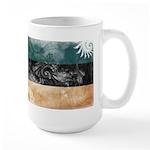 Estonia Flag Large Mug