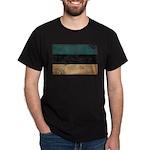 Estonia Flag Dark T-Shirt