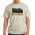 Estonia Flag Light T-Shirt