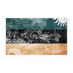 Estonia Flag 38.5 x 24.5 Wall Peel