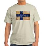Finland Flag Light T-Shirt