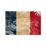 France Flag Rectangle Magnet (10 pack)