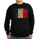 France Flag Sweatshirt (dark)