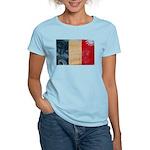 France Flag Women's Light T-Shirt