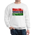 Gambia Flag Sweatshirt
