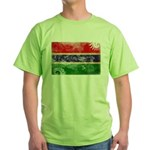 Gambia Flag Green T-Shirt